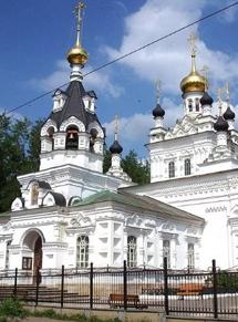 Iverskaya-cerkov